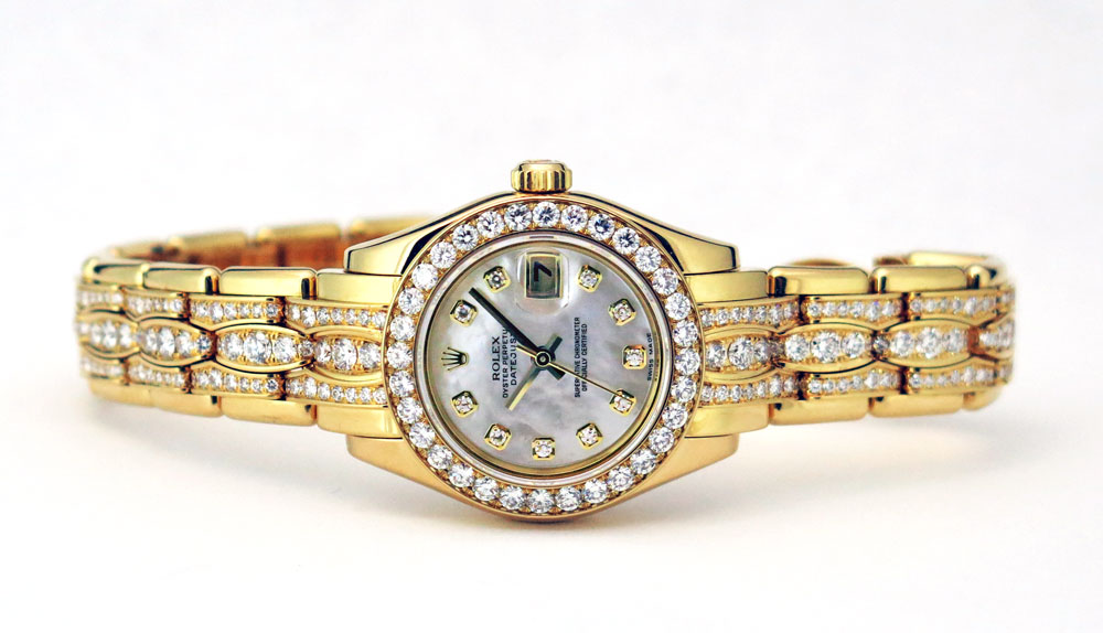 Break Down: Rolex Lady-Datejust Pearlmaster Reference Number