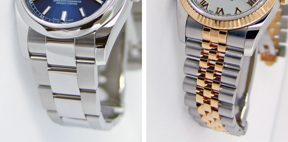 Most Popular Rolex Watch Styles (Infographic)