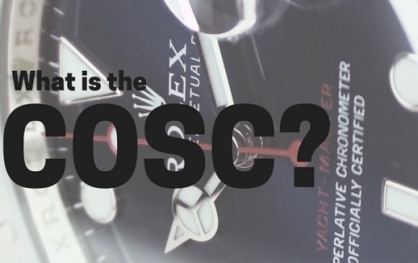 What is Rolex COSC Certification Watch Chest Blog