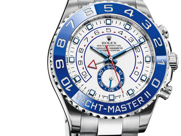 What is the Regatta Countdown on the Rolex Yachtmaster II